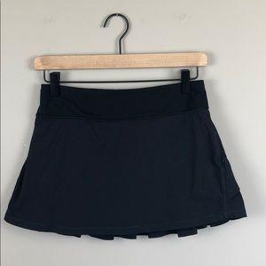 Ivivva by Lululemon Black Skirt (Girl's Size 14)